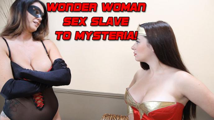 Wonder Woman Slave To Mysteria