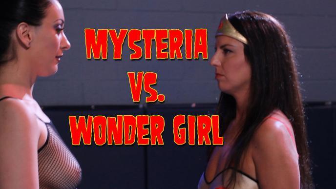 Mysteria vs. Wonder Girl