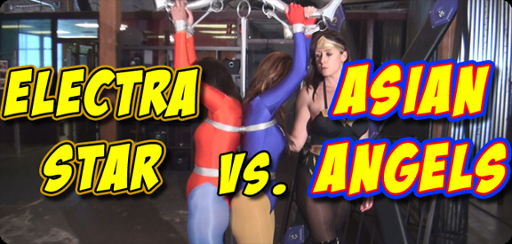 Electra Star vs. The Asian Angels