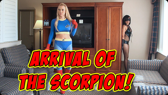 Arrival Of The Scorpion!