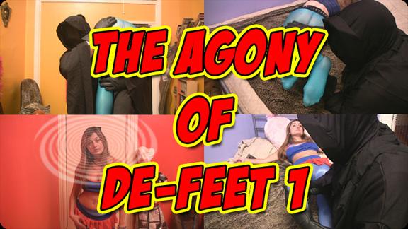 The Agony Of De-Feet 1