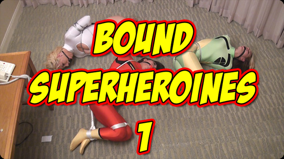 Bound Superheroines 1