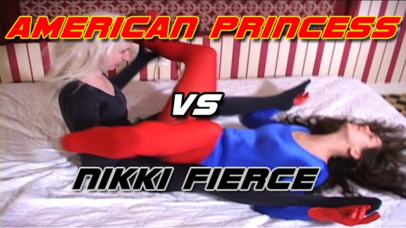 American Princess vs. Nikki Fierce
