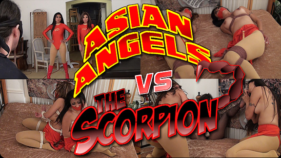 Asian Angels vs. The Scorpion!