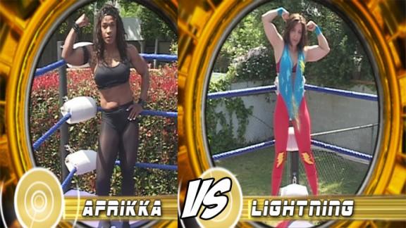 Afrikka vs. Lightning