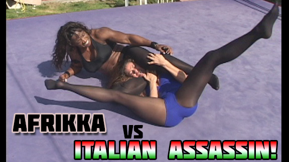 Afrikka vs. Italian Assassin
