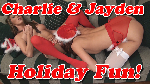 Charlie & Jayden's Holiday Fun!