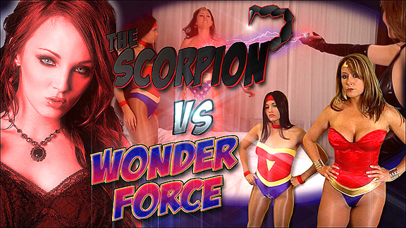 Scorpion vs. Wonder Force!