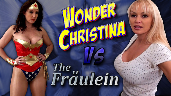 Wonder Christina vs. The Fraulein