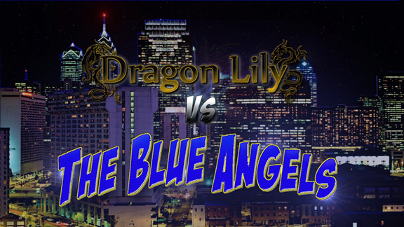 Dragonlily vs. The Blue Angels
