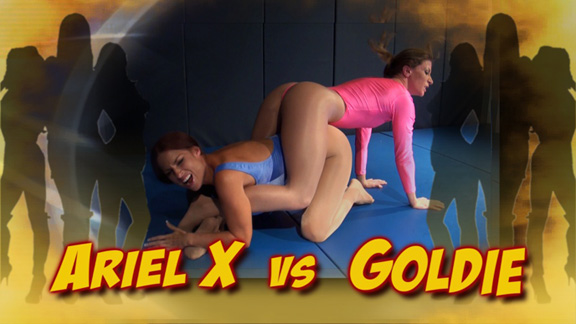Ariel X vs. Goldie!