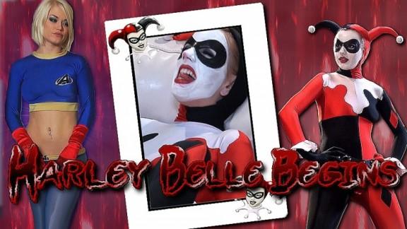Harley Belle Begins