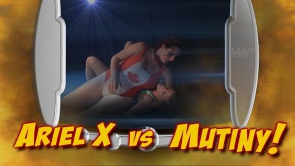 Ariel X vs. Mutiny!