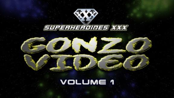 Superheroine Gonzo 1!