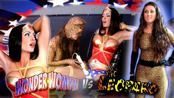 Gonzo 1! Pt. 1 - WONDER WOMYN vs THE LEOPARD