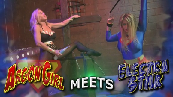 Electra Star vs. Argon Girl!