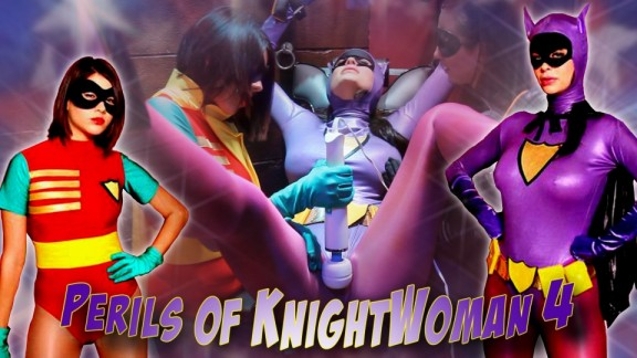Perils Of KnightWoman 4