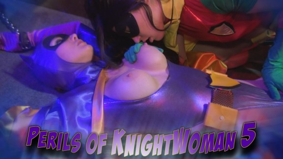 Perils Of Knightwoman 5