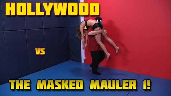 Hollywood vs. Masked Mauler 1