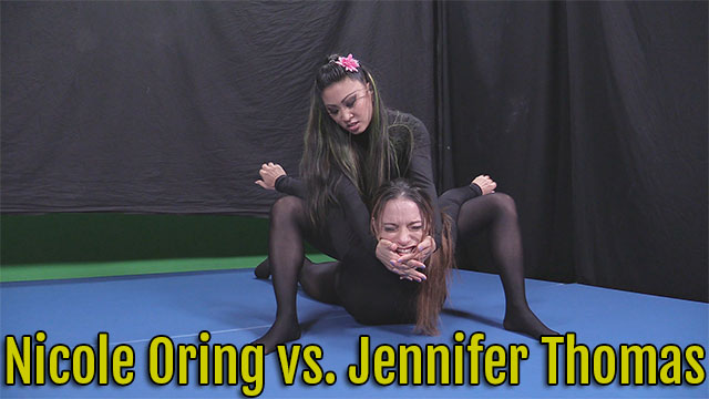 Nicole Oring vs. Jennifer Thomas