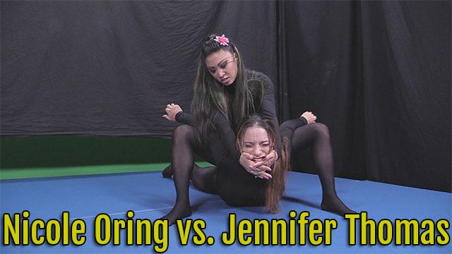 Nicole Oring vs. Jennifer Thomas