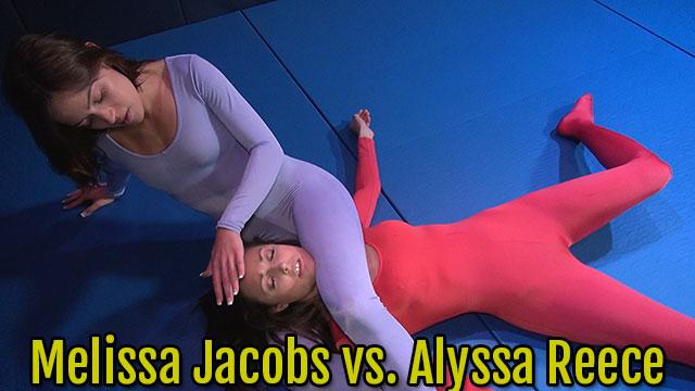 Melissa Jacobs vs. Alyssa Reece