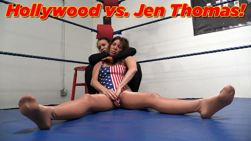 Hollywood vs. Jen Thomas