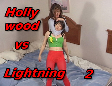 Hollywood vs. Lightning 2