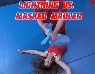 Lightning vs. Masked Mauler