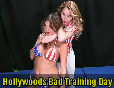 Hollywood's Bad Training Day