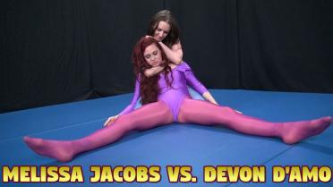 Melissa Jacobs vs. Devon D'Amo