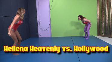 Hellena Heavenly vs. Hollywood