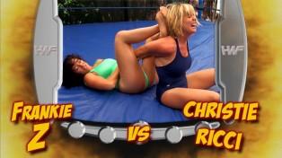 Frankie Z vs. Christie Ricci