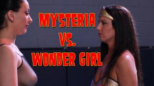 Mysteria vs. Wonder Girl