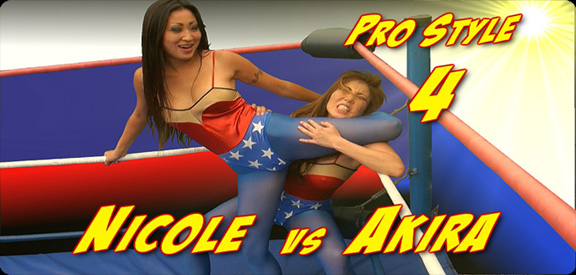 ProStyle 4 - Akira vs. Nicole