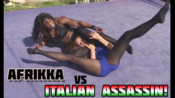 Afrikka vs. Italian Assassin