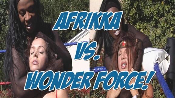 Afrikka vs. Wonder Force