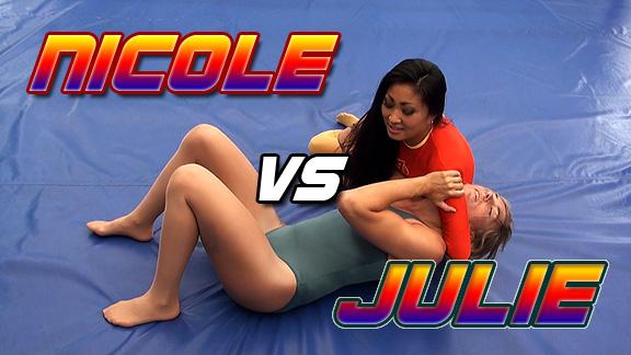 Nicole vs. Julie