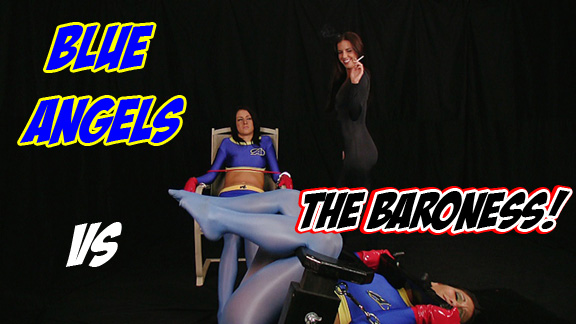 Blue Angels vs. The Baroness