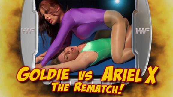 Goldie vs. ArielX 2!