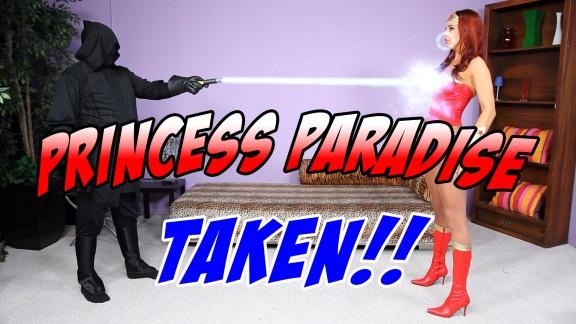 Princess Paradise Taken!