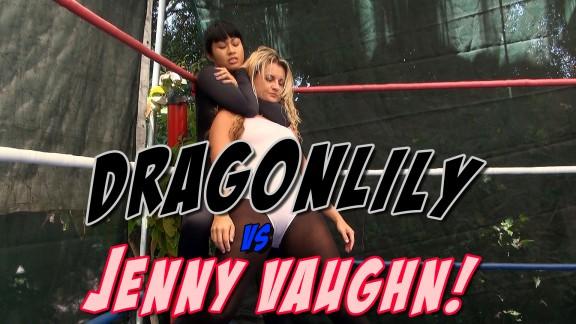 Dragonlily vs. Jenny Vaughn