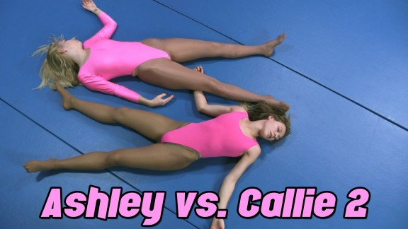 Ashley Wildkat vs. Callie Calypso 2