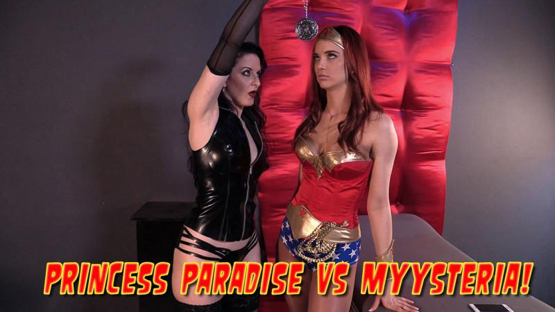 Princess Paradise Slave To Mysteria