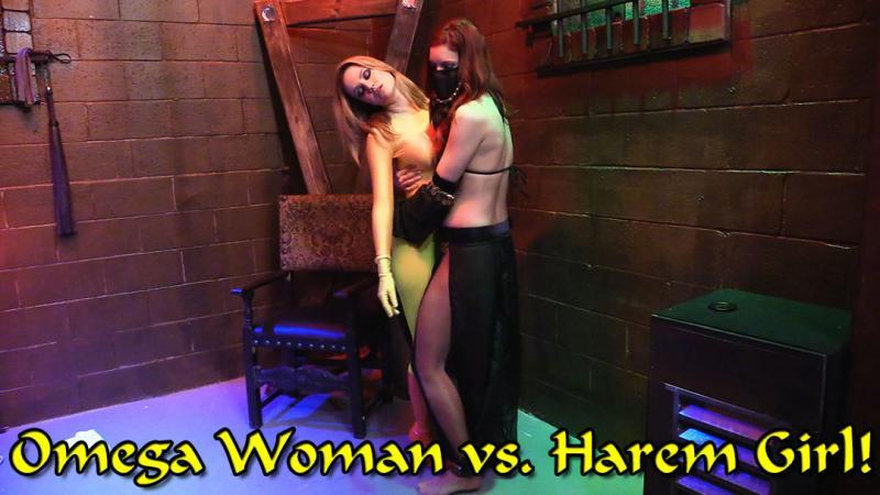Omega Woman vs. Harem Girl