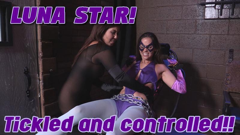 Luna Star - Tickled & Controlled!