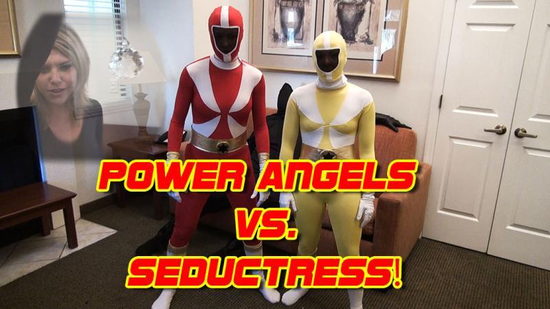 Power Angels Vs. Seductress