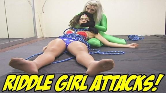 The Attack Of RiddleGirl
